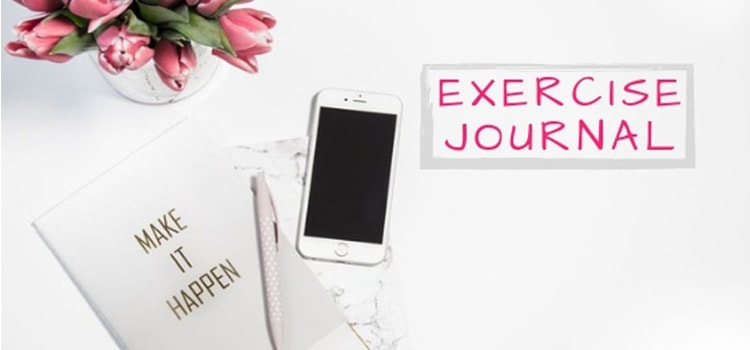 EXERCISE JOURNAL – WHAT'S THE POINT?