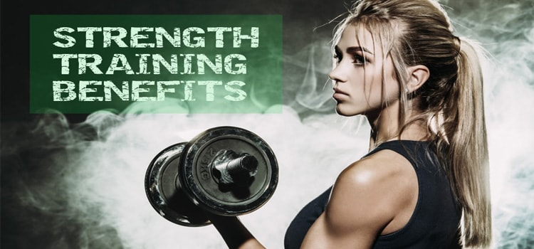 STRENGTH TRAINING BENEFITS FOR WOMEN