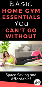 Basic home gym essentials you can't go without
