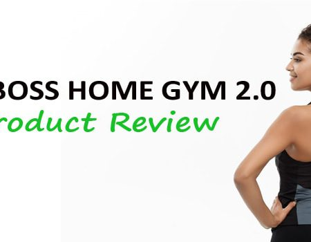 BODYBOSS HOME GYM 2.0 – WORKOUT ANYWHERE, ANYTIME